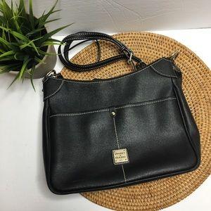 Dooney & Bourke Kimberly black crossbody bag